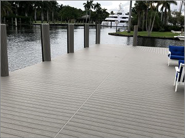 Custom Dock by Morrison Contractors