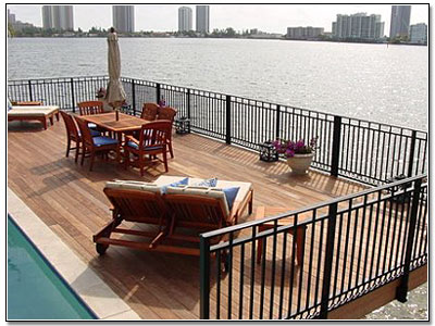 Hollywood Florida Deck Construction Contractor