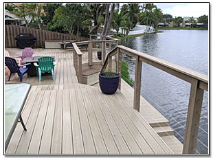 Florida Custom Deck